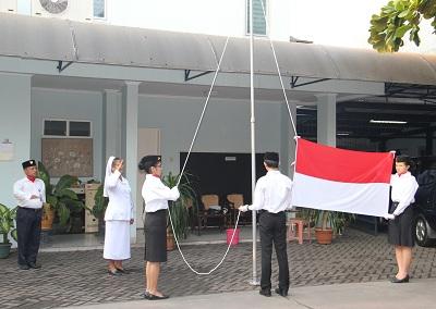 Dirgahayu Indonesia dari Komunitas Salemba 23