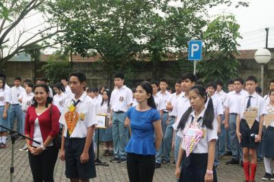 MOPDB SMA Tarakanita Citra Raya 2013/2014