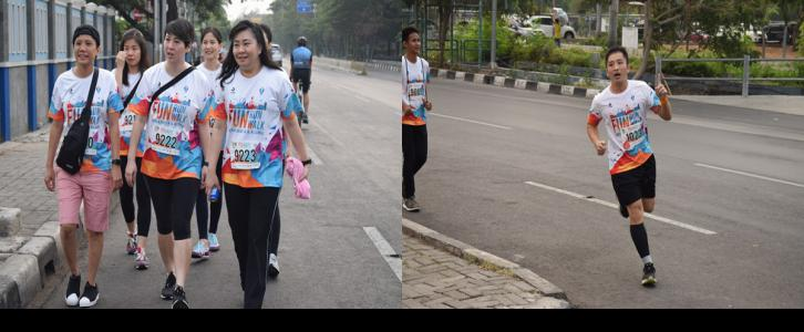 Fun Walk & Fun Run