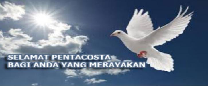 selamat hari Raya Pentakosta