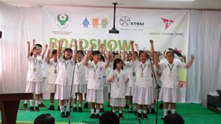 Roadshow Dokter Kecil SDTarakanita 5, Selasa, 15 Oktober 2014