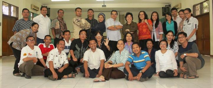 Retret Karyawan SD Tarakanita 1