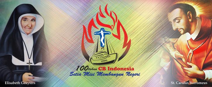 100 thn Kongregasi CB berkarya di Indonesia