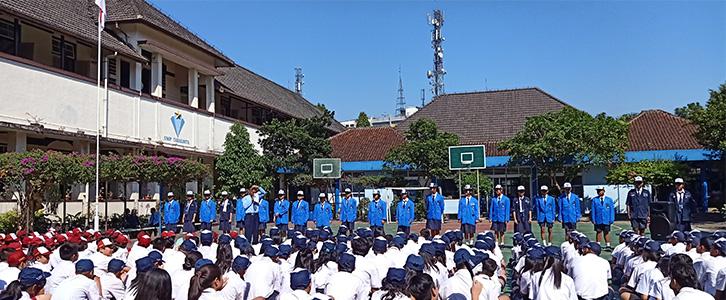 MOPDB SMP Tarakanita Magelang