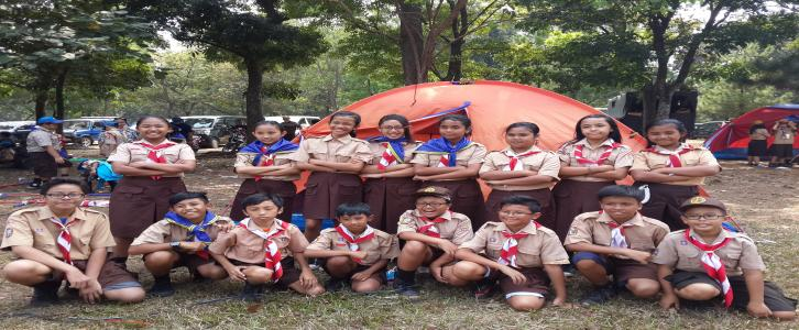 Team Jambore SD Tarakanita 2