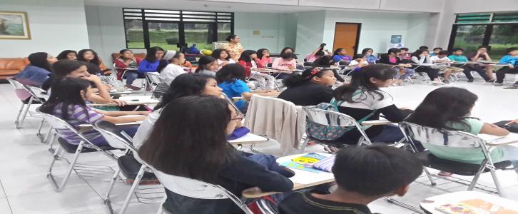 Kegiatan Retret Kelas VI 16-18 November 2015