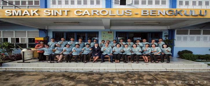 Selamat Datang di SMA Sint Carolus