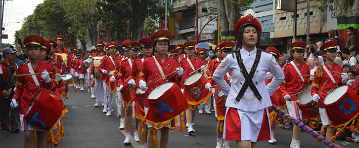 Drumband Gita Patria