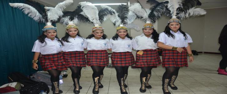 MODERN DANCE SMK TARAKANITA