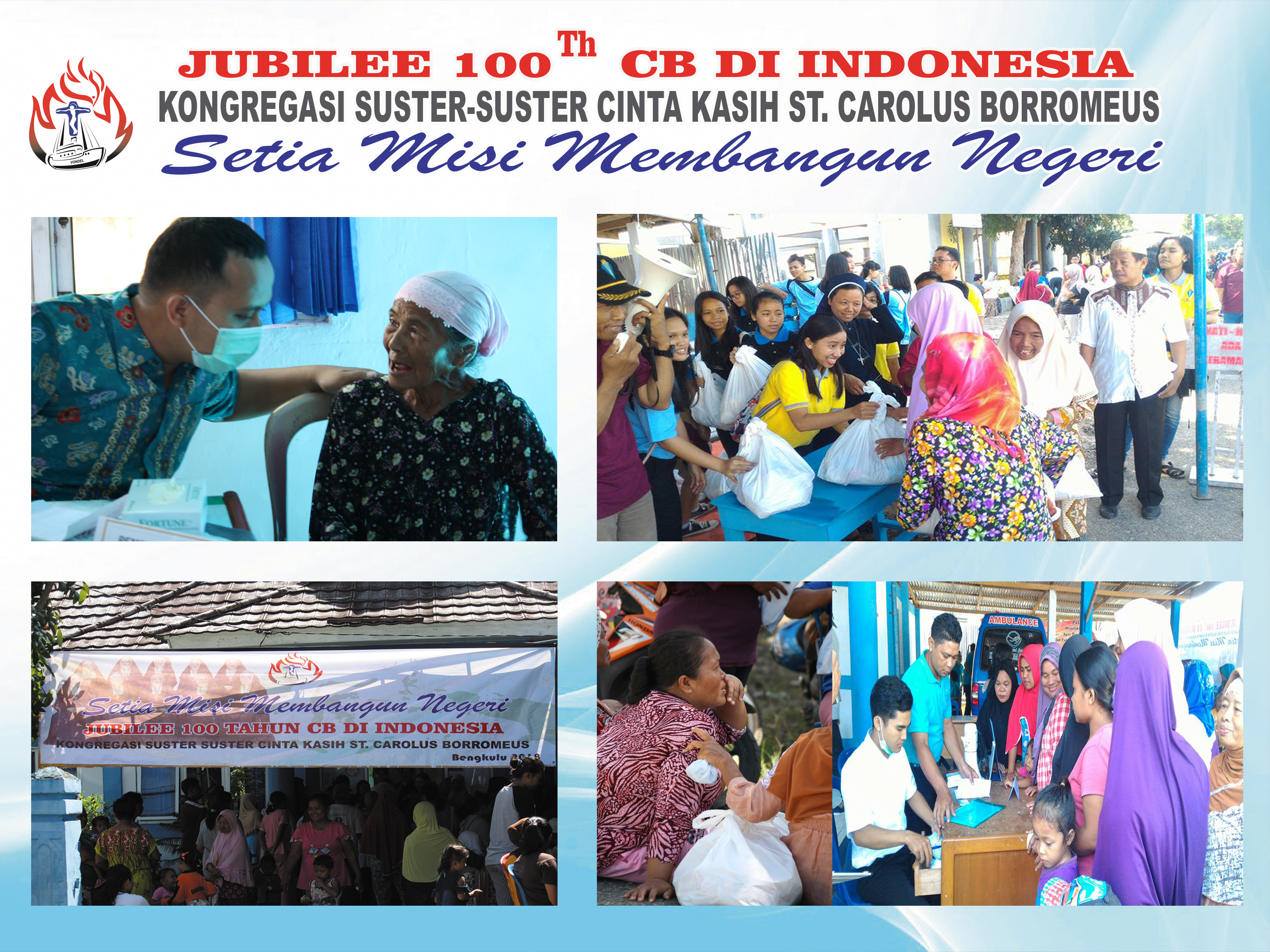 JUBILEE 100 Th CB DI INDONESIA