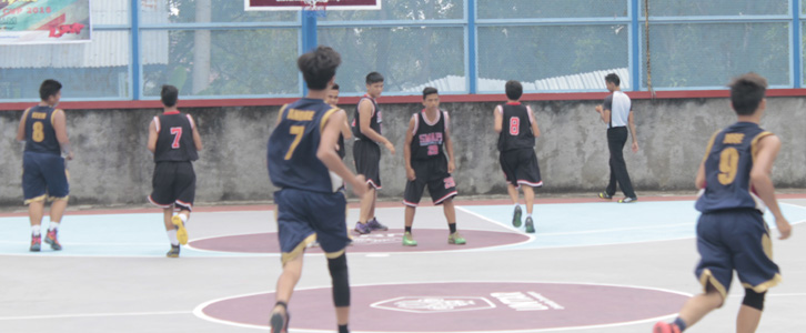 Team Basket SMA Sint Carolus Bengkulu