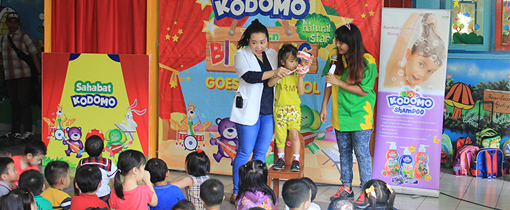 KODOMO GOES TO KB-TK TARAKANITA GADING SERPONG