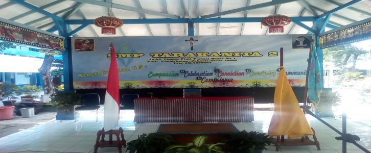 Pendopo SMP Tarakanita 2 Jakarta