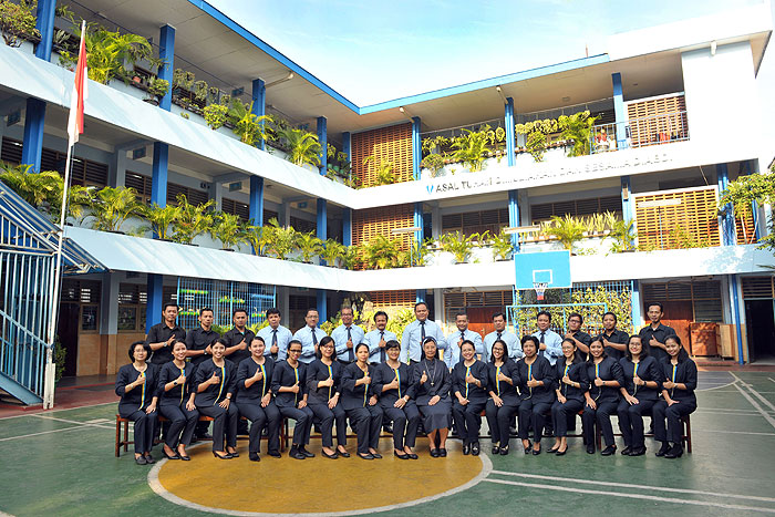 Formasi Karyawan SD Tarakanita 1