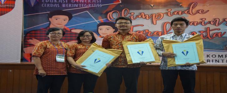 Juara Ostarwil 2019 Penelitian Karya Ilmiah (Guru)