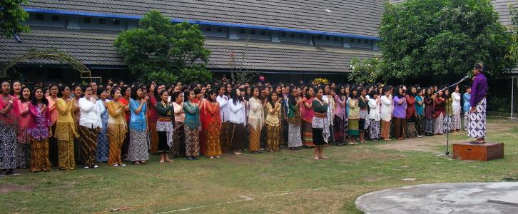 Upacara HUT 258 Kota Yogyakarta