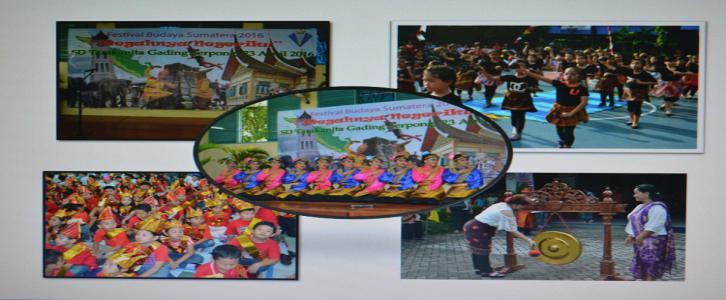 Rangkaian Pekan Budaya Sumatera