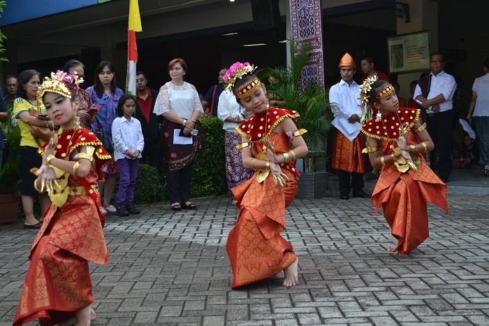Festival Budaya dari Pulau Sumatera