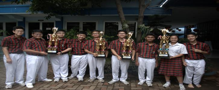 Juara OPSI 2017