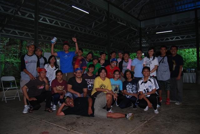 TEAM BUILDING KARYAWAN SMK TARAKANITA