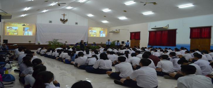 MPLS SMA Tarakanita 2 Tahun Ajaran 2017/2018