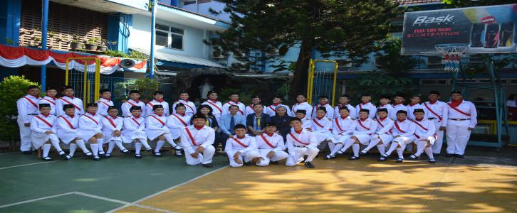 Tim Formasi 17 SMP Tarakanita 1