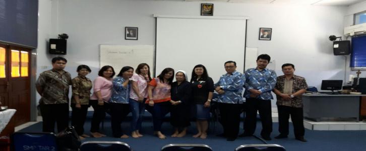 FKKSKM Sinar Kasih SMP Tarakanita 2
