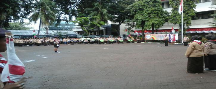 Pramuka Gudep 0.515 - 0.516 SMP Tarakanita 2 Jakarta