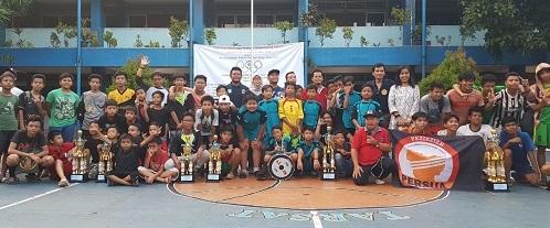 SMP Tarakanita 1 berperan dalam Festival Olah Raga Sepanjang Tahun Pemprov DKI Jakarta