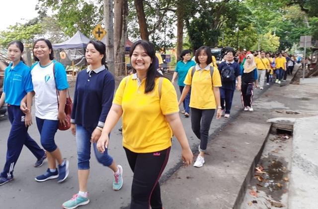 Jalan Santai Carolus Day 2019