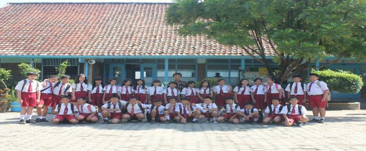 Kelas VI A 2014