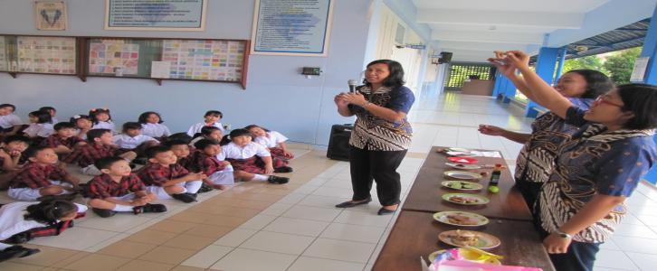 Pembelajaran Bersama Peserta Didik Kelas 1
