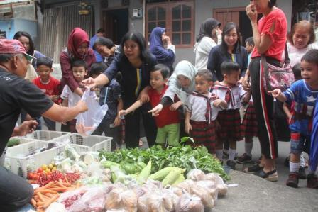 Field Trip ke Pasar