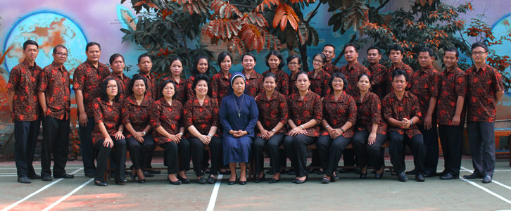 Guru & Karyawan SD Tarakanita 1