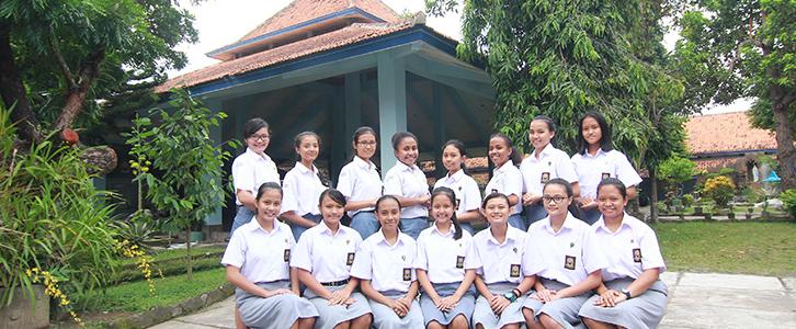 SMA Stella Duce 2 Yogyakarta