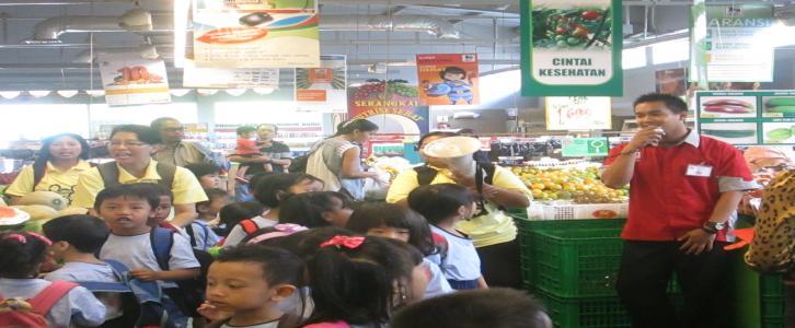 Pembelajaran Luar Sekolah (PLS) di Superindo