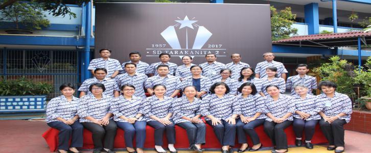 Guru dan Karyawan SD Tarakanita 2