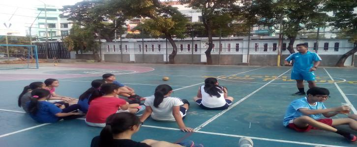 Ekstrakurikuler Futsal Putri SMP Tarakanita 2 Jakarta