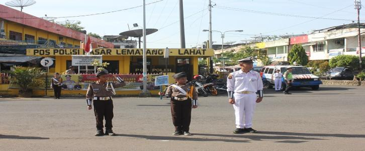 PKS (Polisi Keamanan Sekolah)