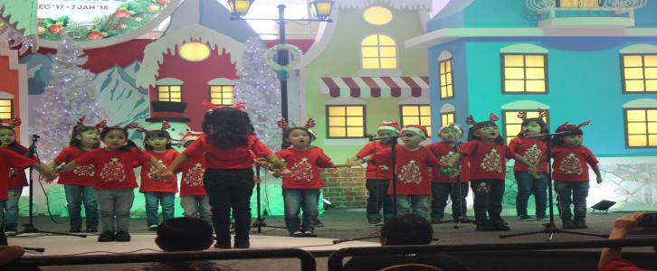Kids Choir Supermall Karawaci