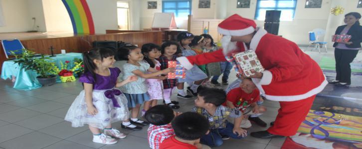 Ibadat Natal KB-TK Tarakanita Citra Raya