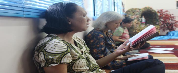 Ibadat Natal Karyawan KB-TK Taranita Citra Raya