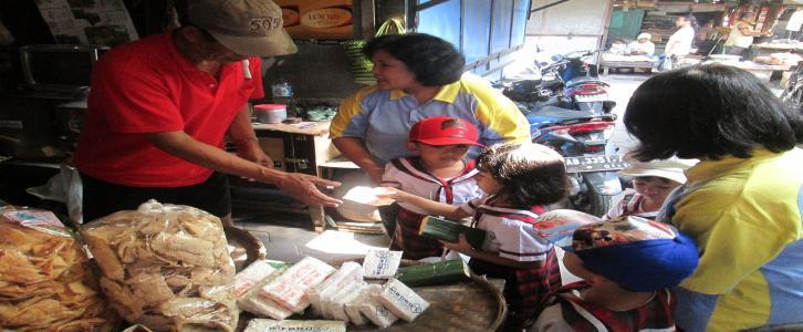 PLS ke Pasar Pingit