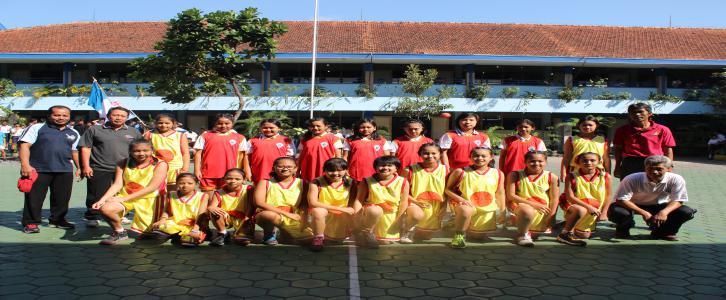 Tim Basket Tarakanita
