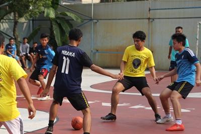 Futsal Guru vs Siswa