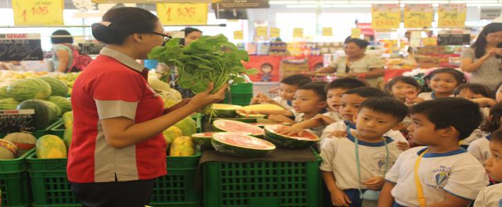 Gerakkan Makan Sehat Bersama Super Indo