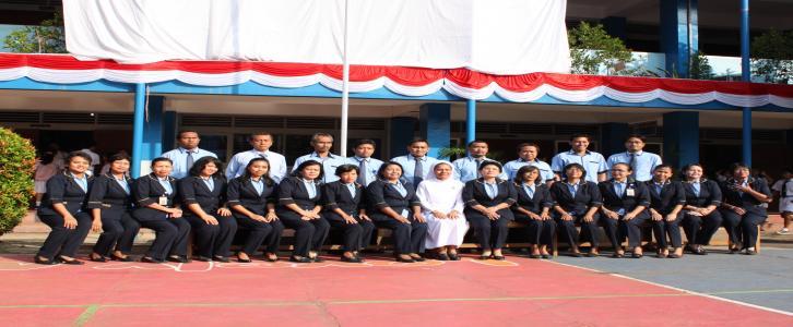 Guru dan Karyawan 2014/2015