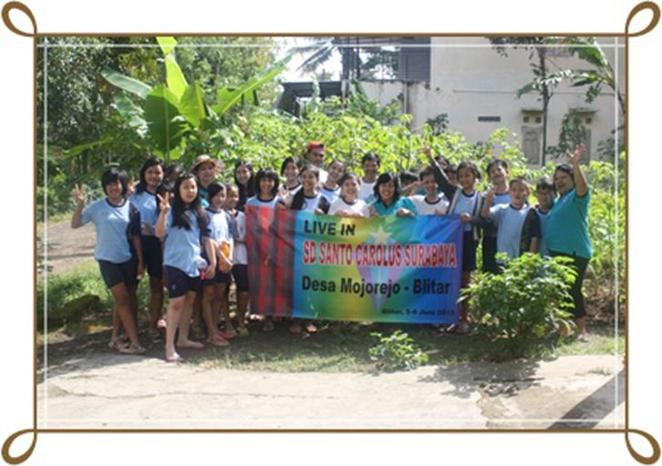 Berproses Bersama Penduduk Desa