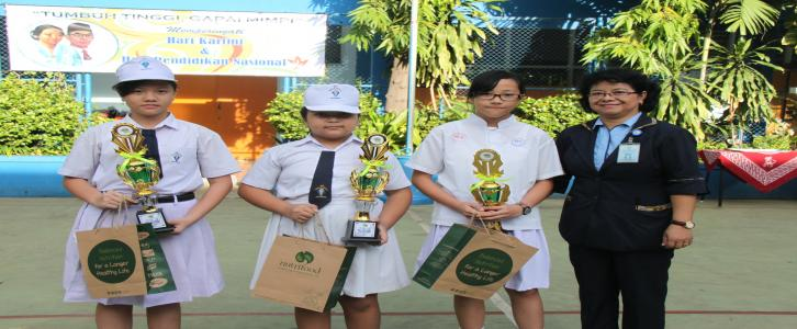 Hilo Drawing Competition 2015 di SD Tarakanita 5