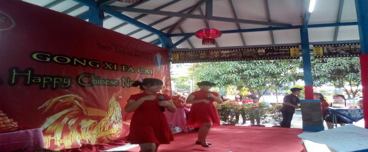 Lomba Menyanyi Dalam Rangka Perayaan Imlek Tahun 2017